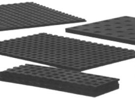 Mat Type Mountings