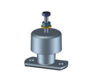 Spring Mountings Type VSMA : Load Range  2.6kg - 33kg