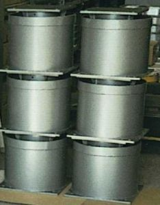 Damper Unit Type DV